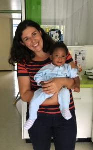 Carla Vaucher donne la parole aux parents des enfants transférés en Suisse