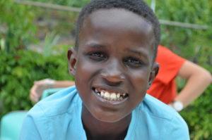 Le joli sourire de Ndiaga